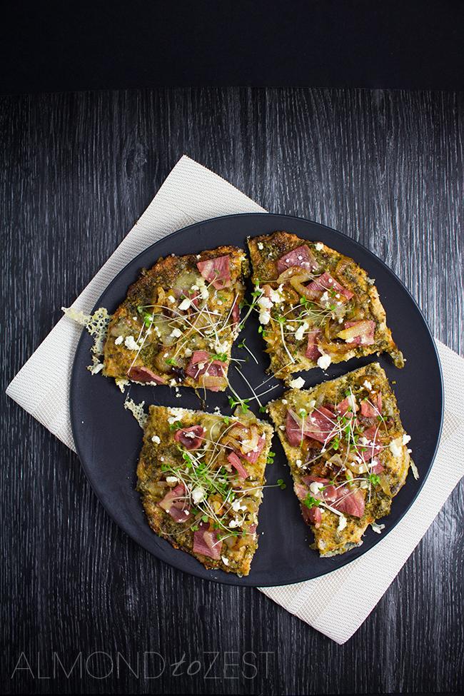 Guilt-Free Cauliflower Pizza