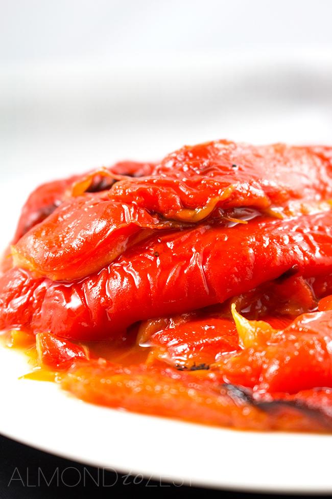 Red Bell Pepper Pesto