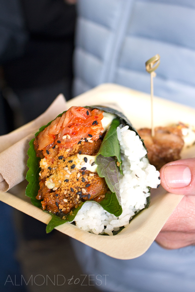 Auckland Street Eats Festival 2016