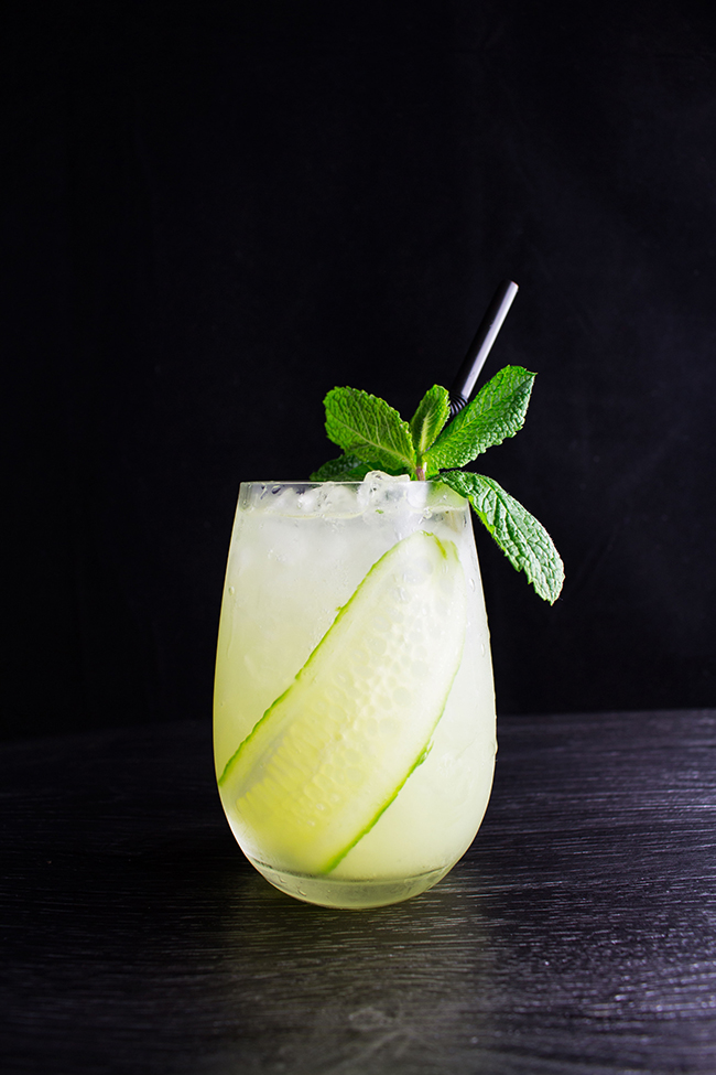 Cucumber Crush Cocktail