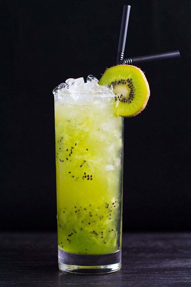 Mister green for Green apple mixed drinks