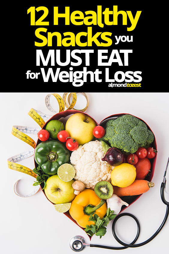 If you're working on weight loss you need to read this. Here are some healthy foods that everyone NEEDS if they're trying to lose weight.