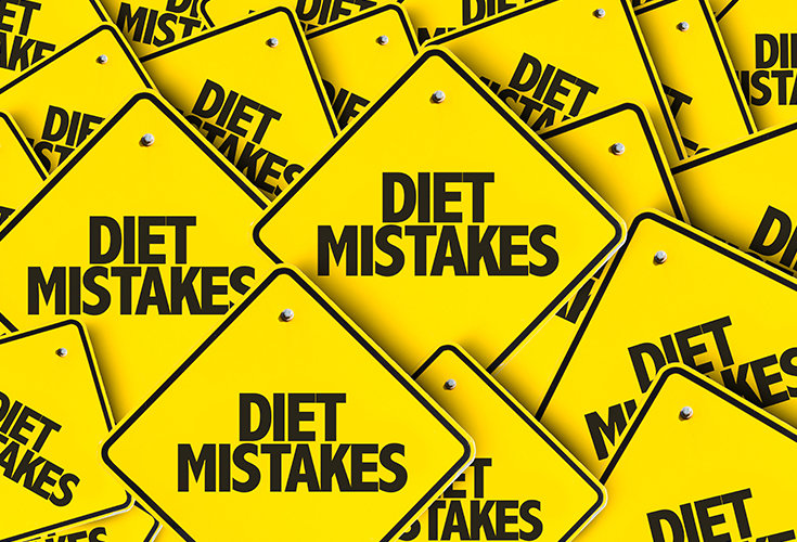 Are you struggling with your weight loss? We've put together a list of common mistakes women MUST AVOID that sabotage losing weight. Weight loss tips you can start using right now!